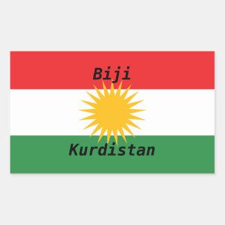 sticker lives Kurdistan