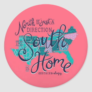 sticker north is just has direction the