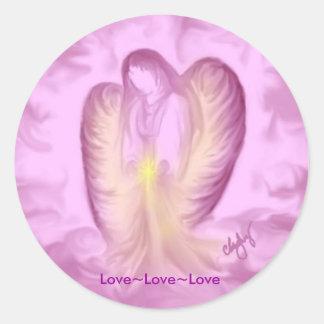 Sticker of Love