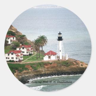 Sticker / Point Loma Lighthouse