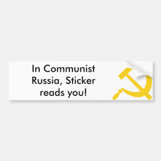 Sticker reads you!