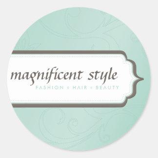 STICKER SEAL :: stylish magnificence 2