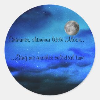 Sticker Sheet~Little Moon Design