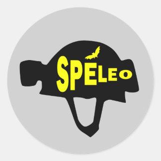 sticker spéléo