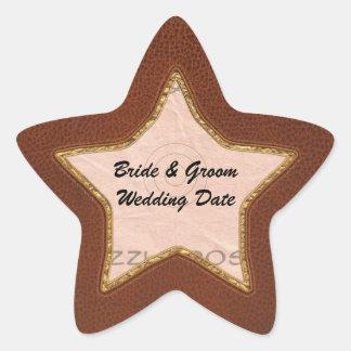 Sticker - Star - date