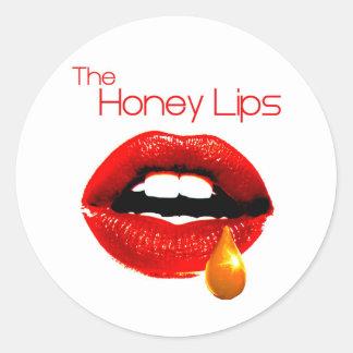 Sticker The Honey Lips