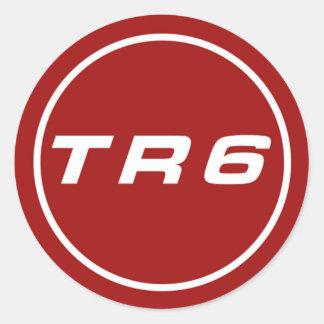 Sticker TR6