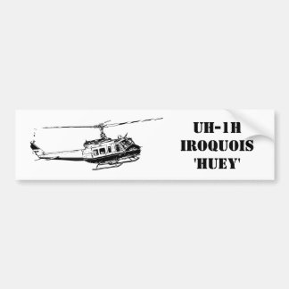 Sticker UH-1H Iroquois Helicopter