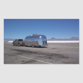 Sticker Vintage Tin Can Bonneville Salt Flats Utah