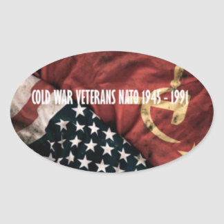 Stickers Cold War Veterans