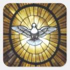 Stickers--Dove Square Sticker