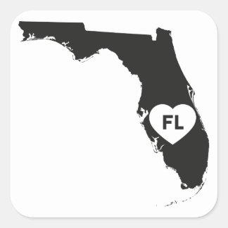 Stickers I Love Florida State