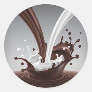 stickers milkshake