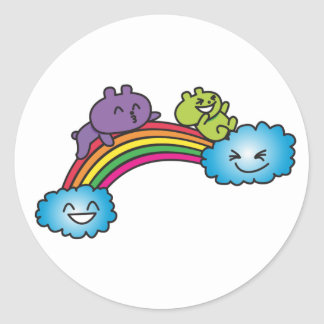Stickers  (Rainbow)