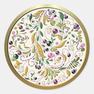 Stickers - Tuscan Circle