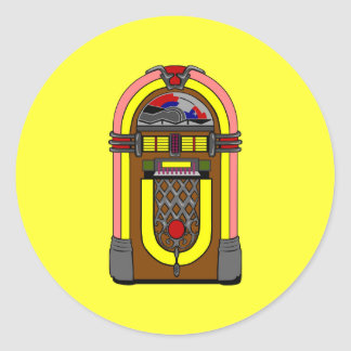 Stickers - Vintage Neat-o Jukebox