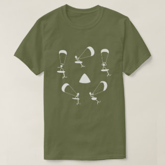 stickfigure_11_foil_2WH T-Shirt