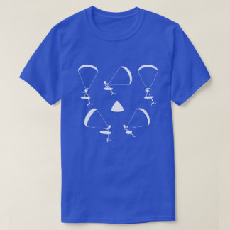 stickfigure_11_foil_3WH T-Shirt