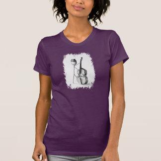 Stickman Bass - Womans T T-Shirt