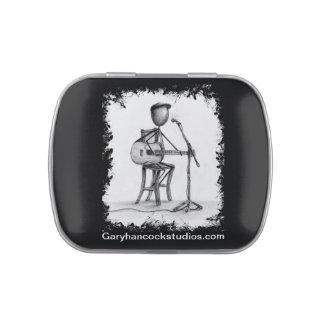 Stickman Guitar - Pick / Candy Case