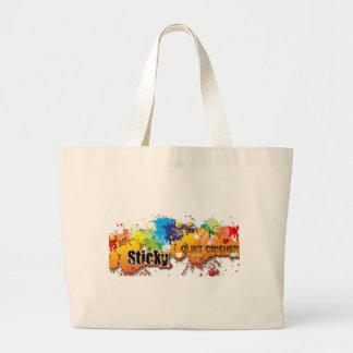 Sticky Tote Bag