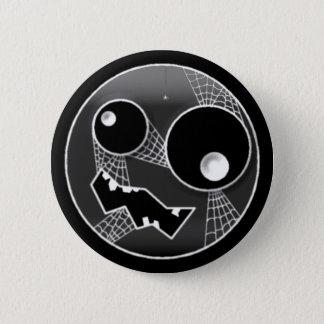 Sticky Button: Web 2 Inch Round Button