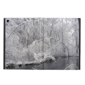 Sticky Snow ~ iPad Air Cover
