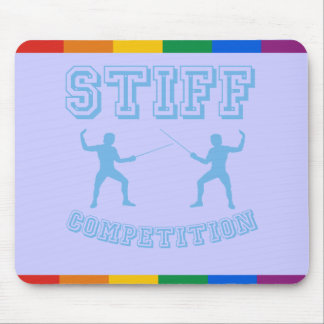 STIFF COMPETITION MOUSE PAD