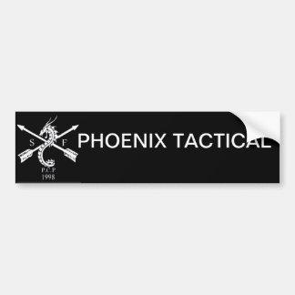 stiker para auto Phoenix TACTICAL Bumper Sticker