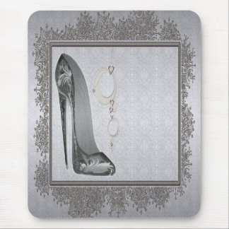 Stiletto and Bangles Mouse Pad