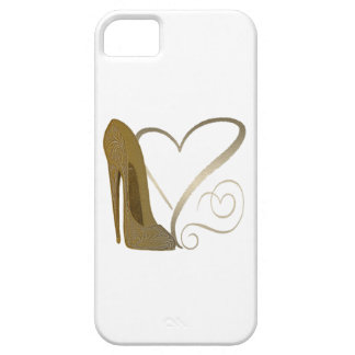 Stiletto Shoe Art Speck Cases