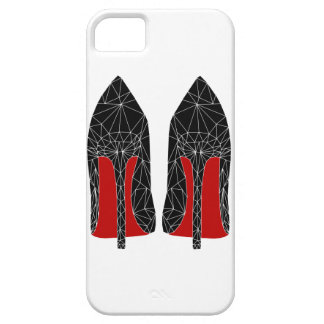 STILETTOS Mesh triangle style iPhone 5 Cover