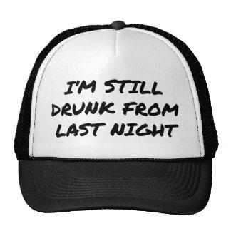 Still Drunk Mesh Hats