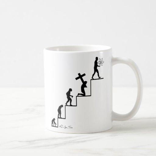 Still Evolving Classic White Coffee Mug