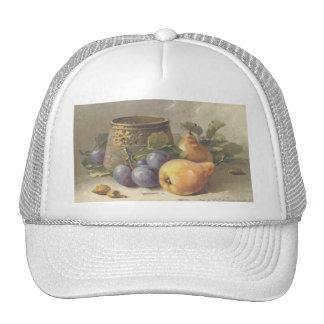 still life 12 trucker hat