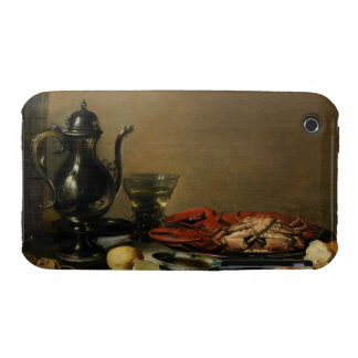 Still Life, 1643 (oil on panel) Case-Mate iPhone 3 Case