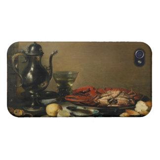 Still Life, 1643 (oil on panel) iPhone 4/4S Case