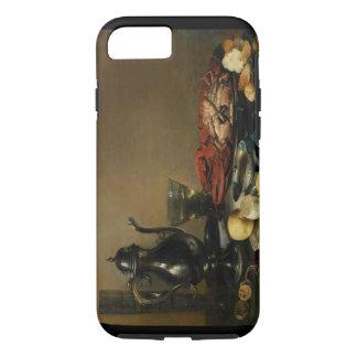 Still Life, 1643 (oil on panel) iPhone 7 Case