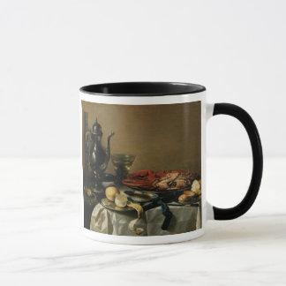 Still Life, 1643 (oil on panel) Mug