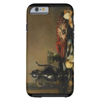 Still Life, 1643 (oil on panel) Tough iPhone 6 Case