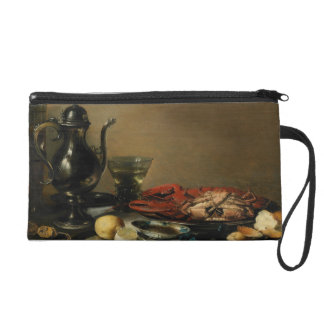 Still Life, 1643 (oil on panel) Wristlets