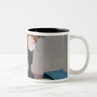 Still Life, 1866 Two-Tone Coffee Mug