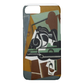 Still Life, 1917 (oil on panel) iPhone 7 Case