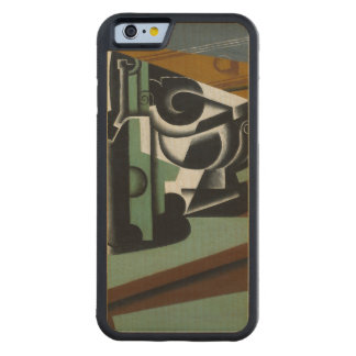Still Life, 1917 (oil on panel) Carved® Maple iPhone 6 Bumper