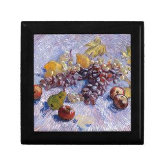Still Life: Apples, Pears, Grapes - Van Gogh Gift Box