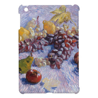 Still Life: Apples, Pears, Grapes - Van Gogh iPad Mini Cases