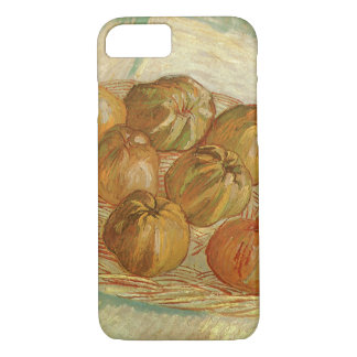 Still Life, Basket of Apples by Vincent van Gogh iPhone 7 Case