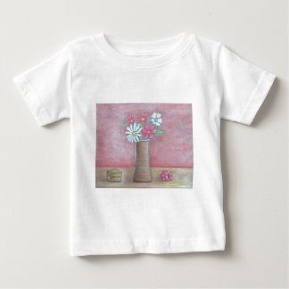 still life flowers baby T-Shirt