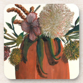 Still Life Flowers Coaster