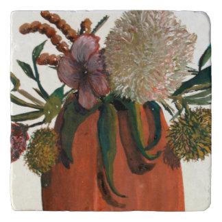 Still Life Flowers Trivet